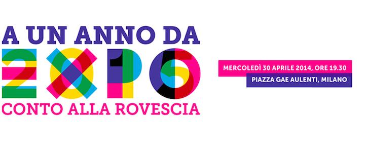 EXPO 2015: il countdown parte da piazza Gae Aulenti