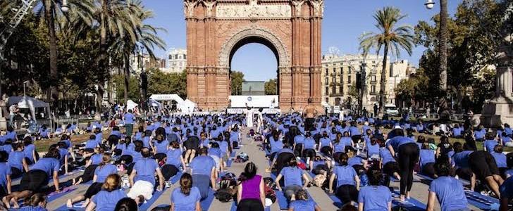 Wild al Parco Sempione: Free Yoga by Oysho con Fiammetta Cicogna il 7 giugno