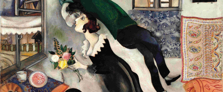 Marc Chagall. Una retrospettiva 1908-1985