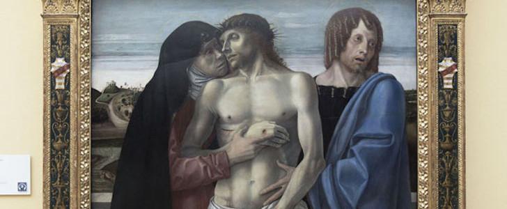 Brera by night:  apertura in notturna della Pinacoteca vista da Giovanni Bellini