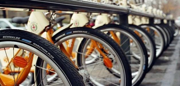 Bike Sharing: nuove stazioni, abbonamenti in edicola e…