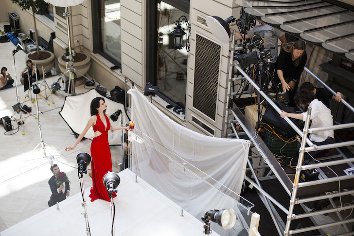 Campari Calendar 2015_BTS_July 10_by Francesco Pizzo (6)
