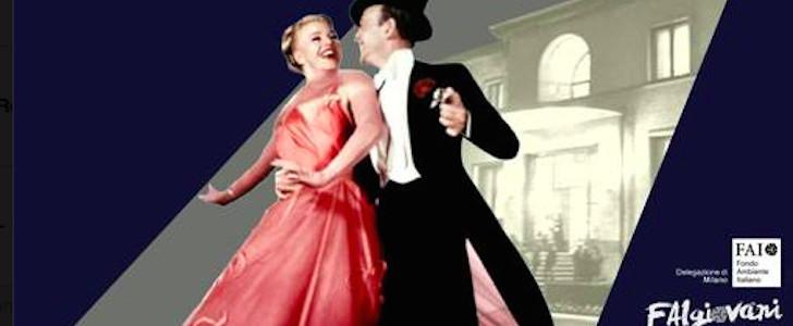 FAI un bacio a mezzanotte, stasera a Villa Necchi Campiglio
