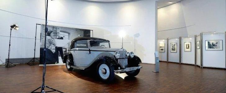 Le foto di Zoltán Glass raccontano la leggenda di Mercedes-Benz fino a Ferragosto