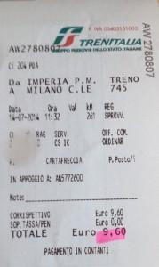 Sciopero Trenitalia