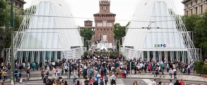 Milano Fashion Week 2015 + Expo Gate + Coca Cola = Fashion Remake!