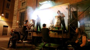 Truck show by Desperados