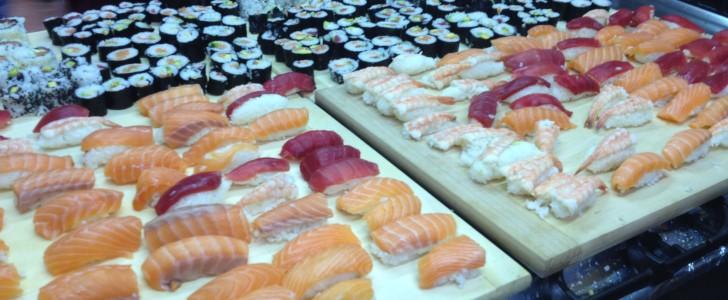 Corsi di cucina a Milano? Al Laboratorio Cingoli si impara l'arte del sushi!