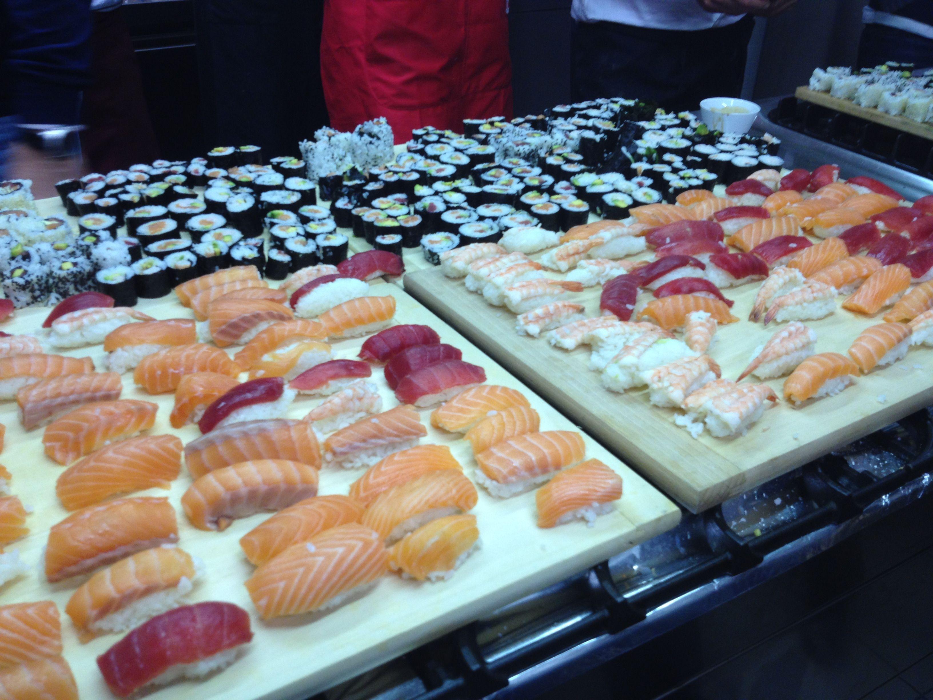 Corsi di cucina a milano al laboratorio cingoli si impara l 39 arte del sushi milanoincontemporanea - Corsi cucina milano cracco ...