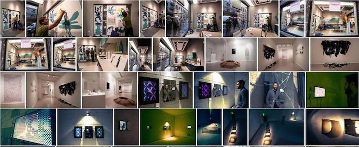 BRERART  2014: dal 22 al 25 Ottobre Milano diventa una galleria d'arte