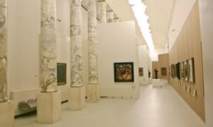 Interni del Museo del Novecento