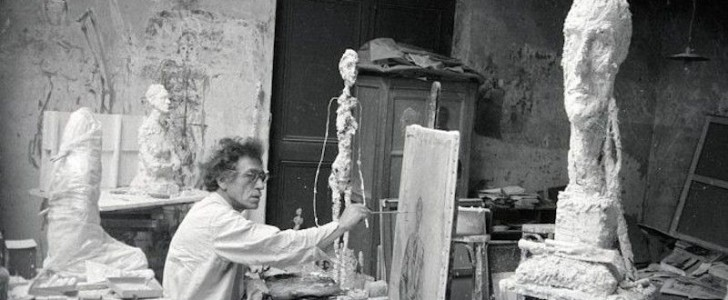 Alberto Giacometti al Gam di Milano