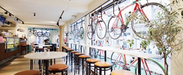 Bianchi torna a casa: apre a Milano il Bianchi Café & Cycles