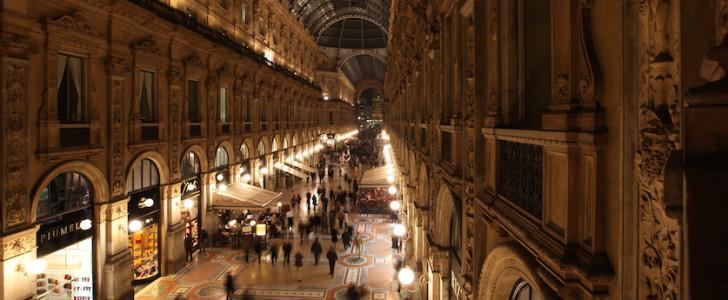 Apple e McDonald's sconfitti a Milano: in Galleria Vittorio Emanuele vince Prada