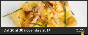 Milano Restaurant Week 2014 - 2Spaghi.it