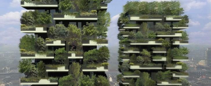 La palma del più bel grattacielo del mondo? Vince su tutti Milano, con il Bosco Verticale!