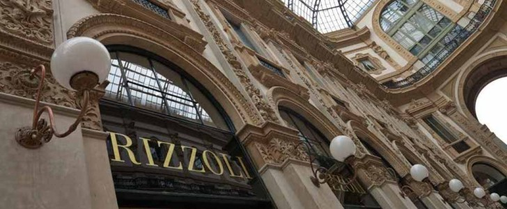 Torna la Galleria Rizzoli in Galleria Vittorio Emanuele e Milano si riappropria di un pezzo dello sua storia!