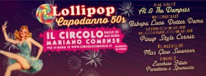Lollipop Capodanno 50s