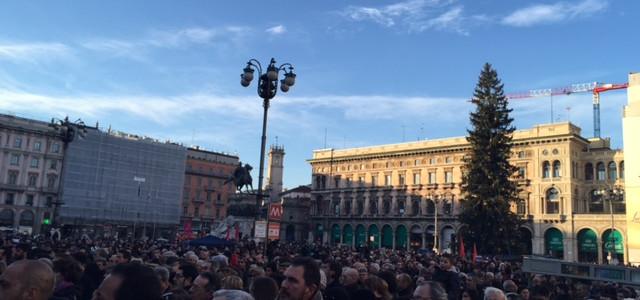#stareinsieme a Milano: reportage e intervista esclusiva all'Imam di Milano