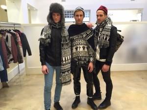 Leitmotiv collezione uomo autunno-inverno 2015-2016