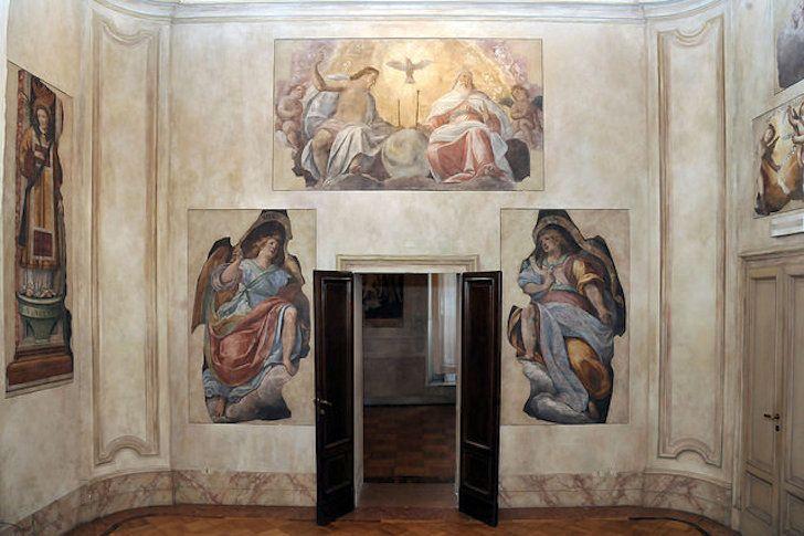 Palazzo Marino: Sala Trinità