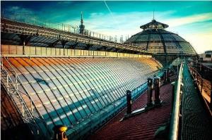 Passeggiare tra i tetti di Galleria Vittorio Emanuele II