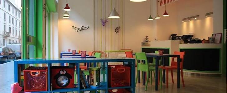 Un bar a misura di bambino nel centro di Milano? Finalmente c'è, ecco dove!