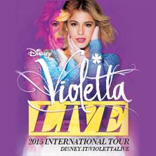 Violetta Live al Forum di Assago