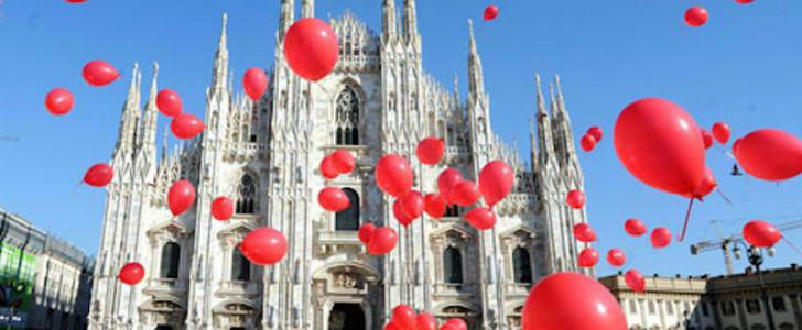 San Valentino 2016 Milano