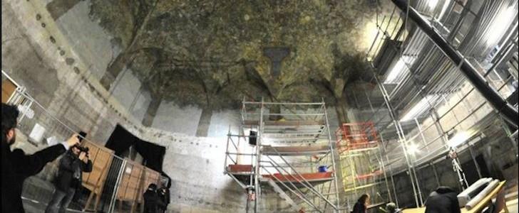 Milano svela nuovi affreschi di Leonardo Da Vinci per Expo 2015? Per scoprirlo bisogna visitare Castello Sforzesco!