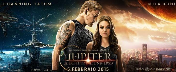 Domenica 8 febbraio 2015 non ci si annoia a Milano: Festival Food&Wine, eventi per bambini, spazio agli scrittori e al cinema c'è Jupiter – il destino dell'universo!