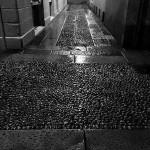 "Brera noir by night, Ph. pagina Facebook ""L'Antiquario di Brera"""