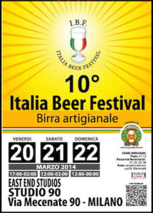 Italia Beer Festival milano 2015