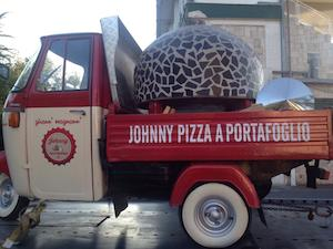 Pizza a Portafoglio ApeCar
