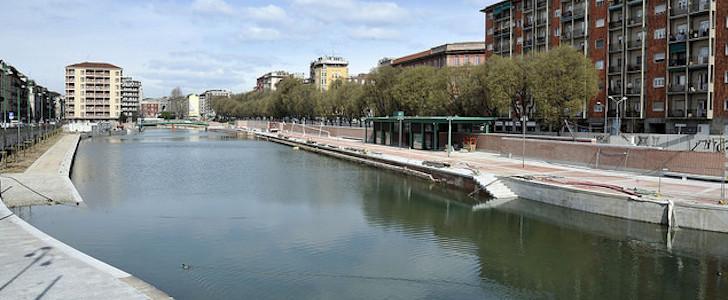 Expo 2015 milano stupiscono i nuovi navigli tra piazza for I nuovi grattacieli di milano
