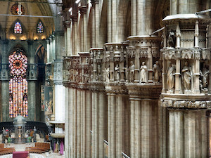 Percorsi Veneranda Fabbrica del Duomo