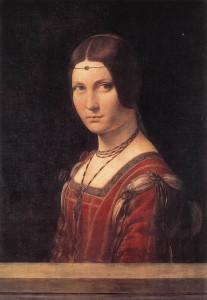 La Belle Ferronière Leonardo