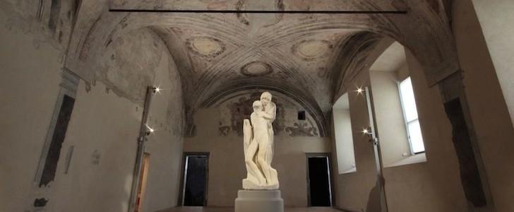 Expo Milano 2015: al Castello Sforzesco si visitano sale nascoste e si ammira la Pietà Rondanini di Michelangelo