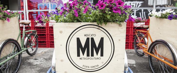 Per Expo 2015 i Navigli di Milano inaugurano Mercato Metropolitano: dalla spesa all'aperitivo e poi ancora al cinema, scopriamo il nuovo punto di ritrovo milanese!
