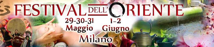 A Milano si viaggia verso l'Asia con la III edizione del Festival dell'Oriente. Scopriamo insieme le tradizioni di India, Cina, Giappone, ecco tutte le info!
