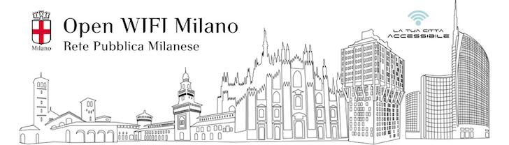 Open WiFi Milano