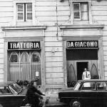 Giacomo Milano. Foto storica. Courtesy ufficio stampa Giacomo Milano