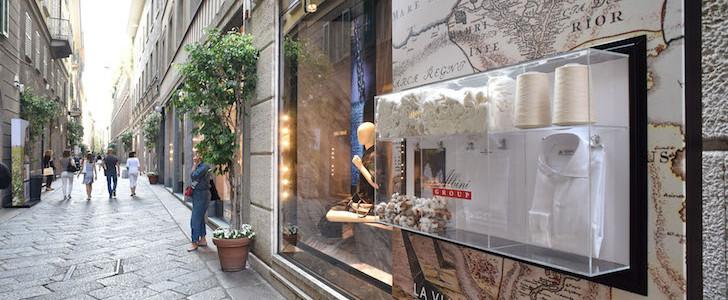 """Via della Spiga a Milano e gratis nella stessa frase? A riuscire nel miracolo è la mostra """"Le Vie del Cotone"""", completamente gratis: scopriamola!"""