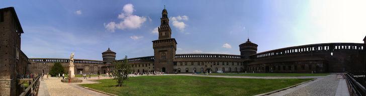 Cosa si fa l'estate a Milano? Tutti nei cortili di Piazza Castello con Estate Sforzesca 2015! Concerti, eventi e… ecco il calendario!