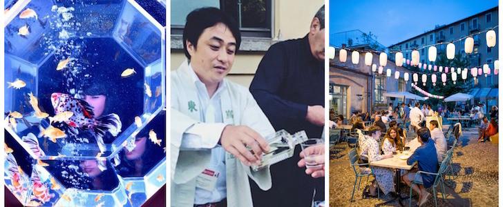 Da Milano al Giappone: pronti a scoprire Tokyo, Osaka e la cultura nipponica grazie agli eventi del Fuori Expo fino al 21 ottobre 2015? Ecco dove e come!