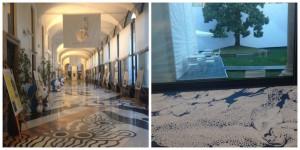 Palazzo delle Stelline - il quartier generale del Giappone Fuori Expo