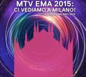 Mtv Ema Milano 2015