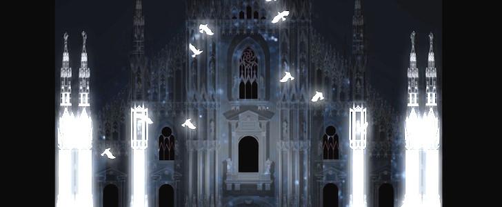 """Il 9 e 10 luglio 2015 la facciata del Duomo di Milano si trasformerà con il videomapping, per l'evento """"Pietra e preghiera"""": di cosa si tratta? Scopriamolo!"""