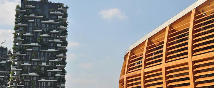 Un moderno spazio funzionale a Milano? È come un seme, pronto a germogliare: scopriamo insieme il nuovissimo Unicredit Pavilion!