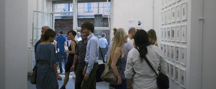 Estate 2015, cosa accade in Porta a Genova, a Milano? La Whitelight Art Gallery ha appena inaugurato con la personale di Ryts Monet ed il viaggio verso il Giappone è ripartito!